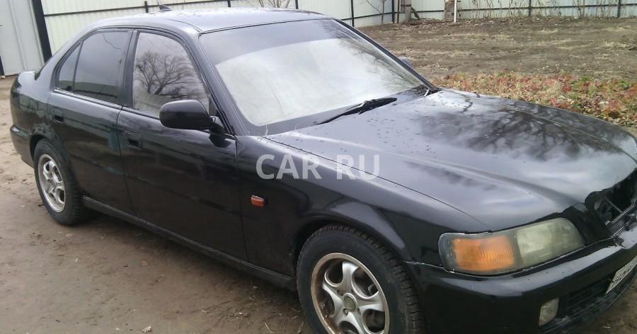 Honda Rafaga, Астрахань