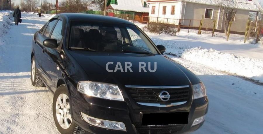 Nissan Almera Classic, Архангельск