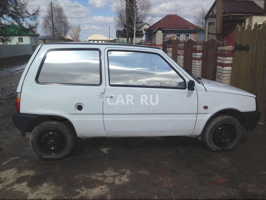 Lada 1111 Ока, Барнаул