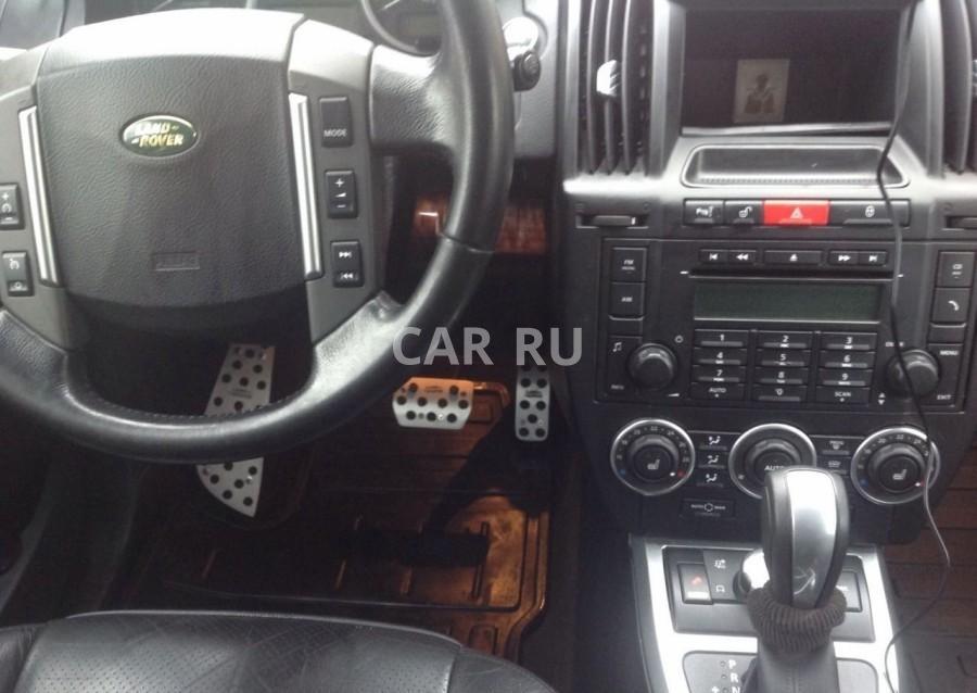 Land Rover Freelander, Архангельск