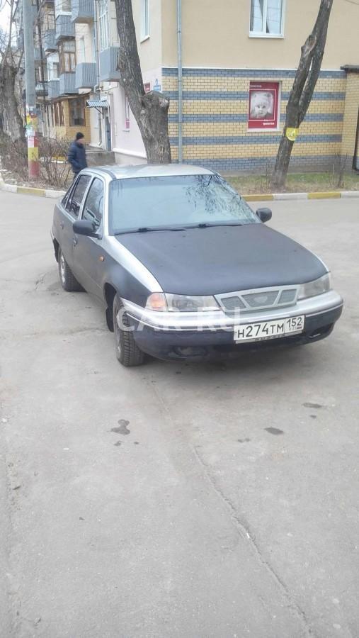 Daewoo Nexia, Барышево