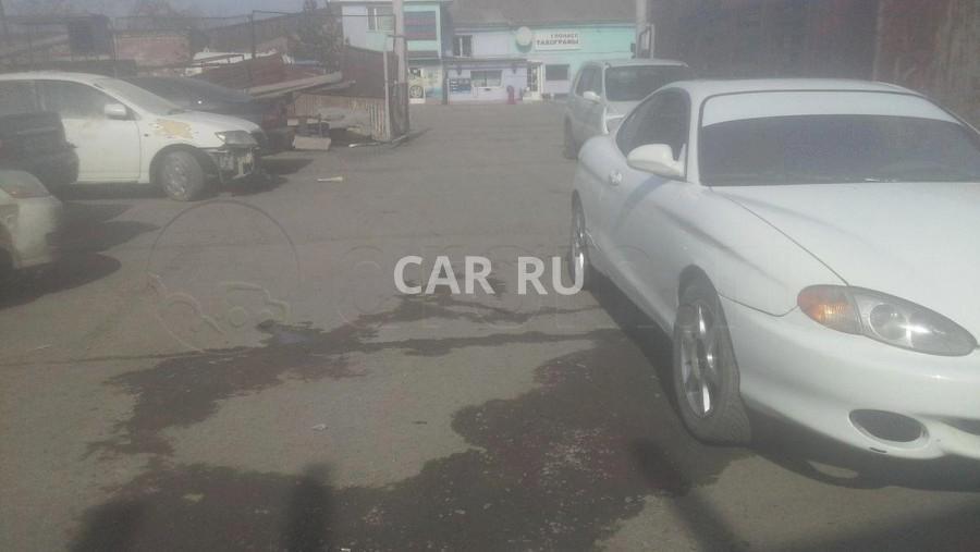 Hyundai Tiburon, Абакан