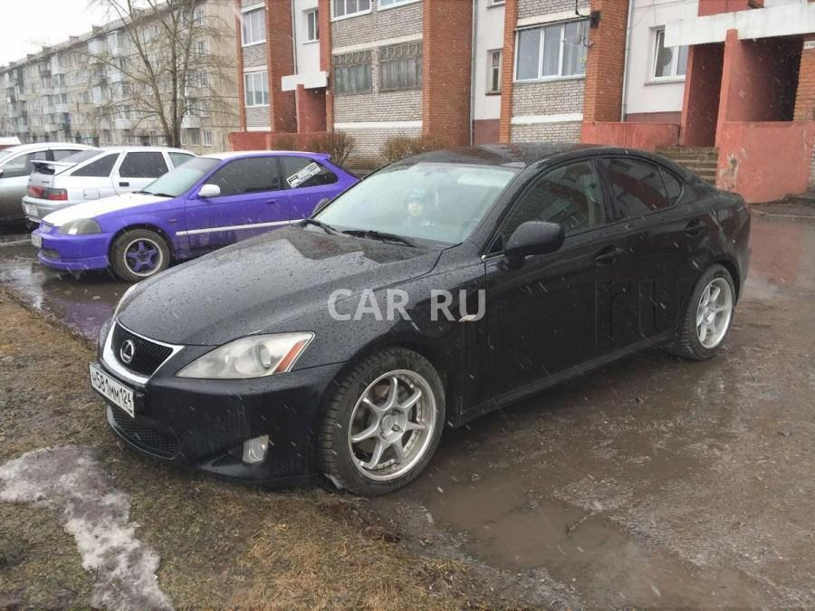 Lexus IS, Ачинск