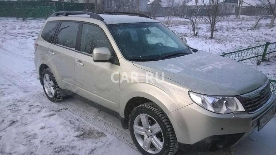 Subaru Forester, Балашов