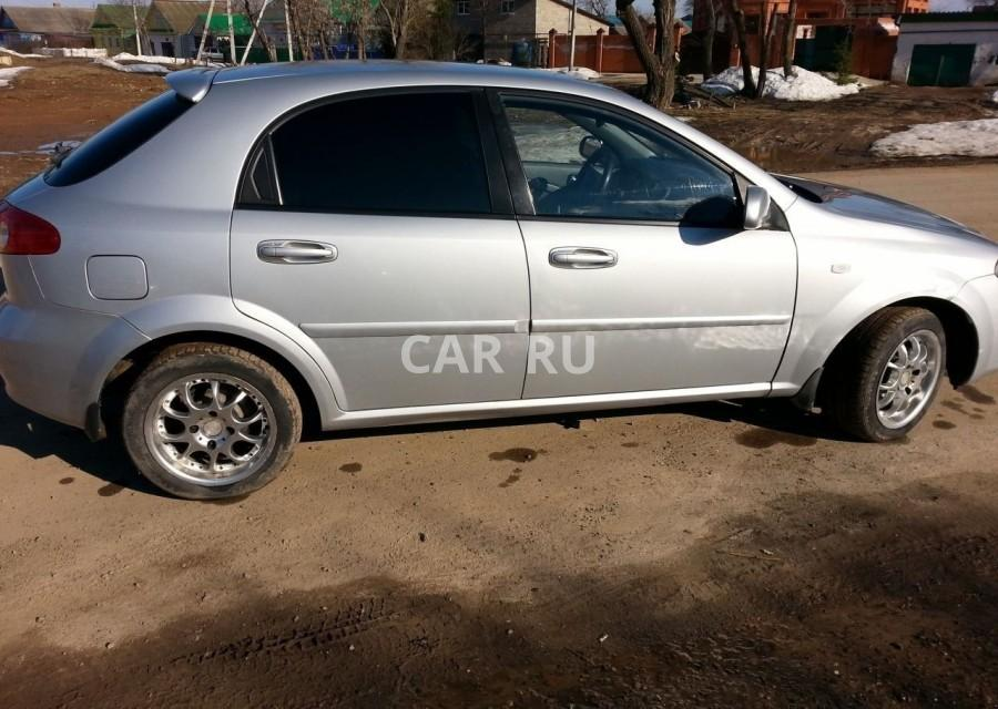 Chevrolet Lacetti, Арск