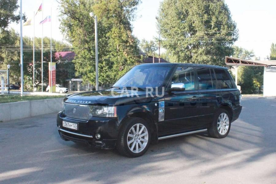 Land Rover Range Rover, Армавир