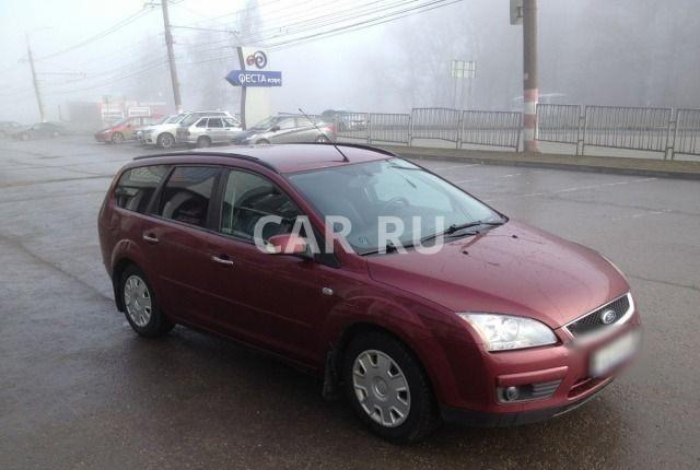 Ford Focus, Апатиты