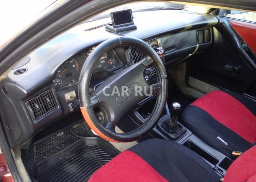 Audi 80, Апшеронск