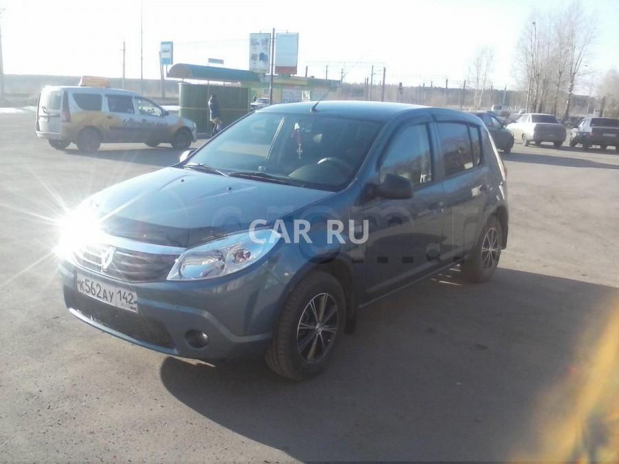 Renault Sandero, Анжеро-Судженск