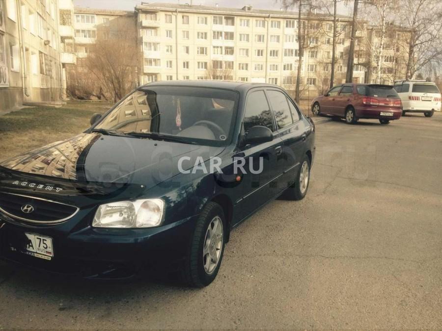 Hyundai Accent, Ангарск