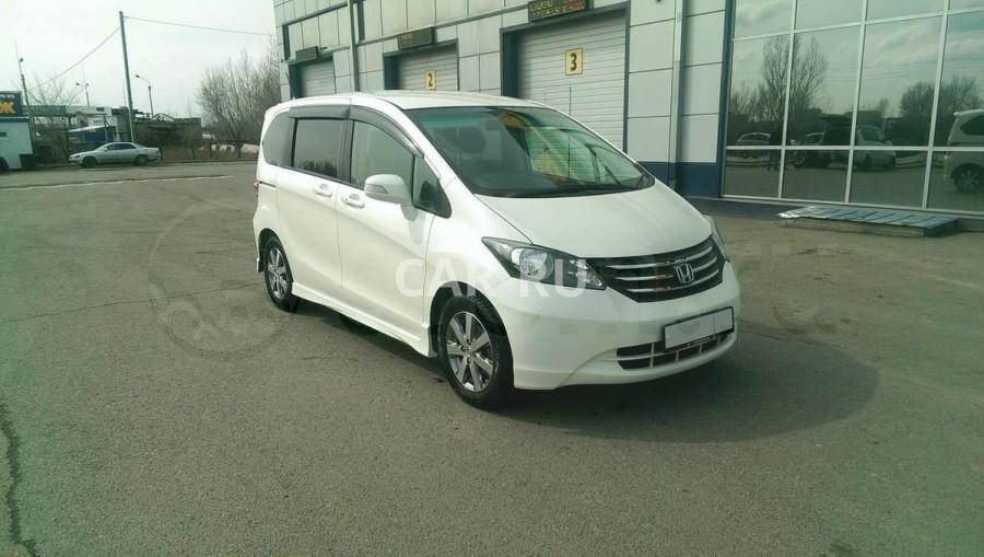 Honda Freed, Абакан