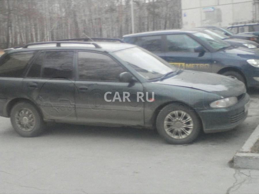 Mitsubishi Libero, Ангарск