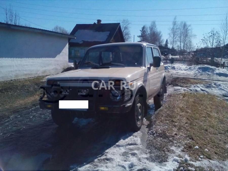 Lada Niva, Анжеро-Судженск