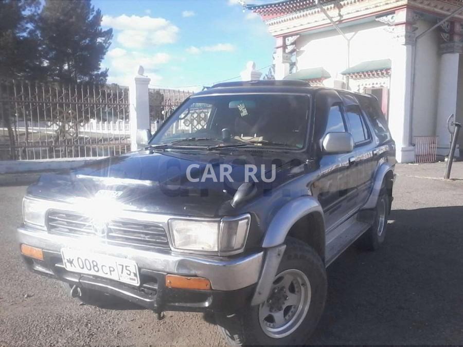Toyota Hilux Surf, Агинское