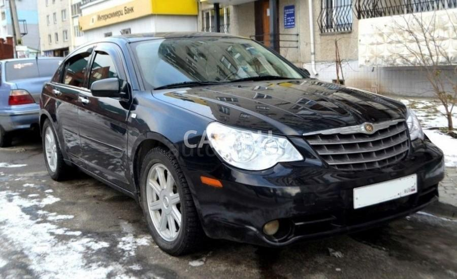 Chrysler Sebring, Артёмовский
