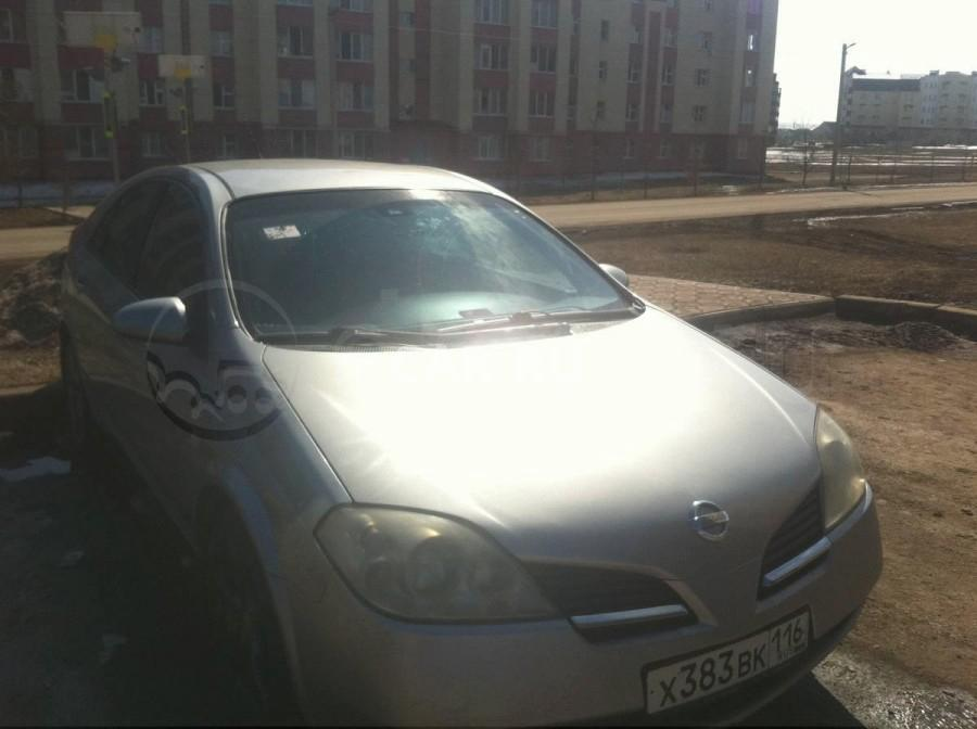 Nissan Primera, Азнакаево