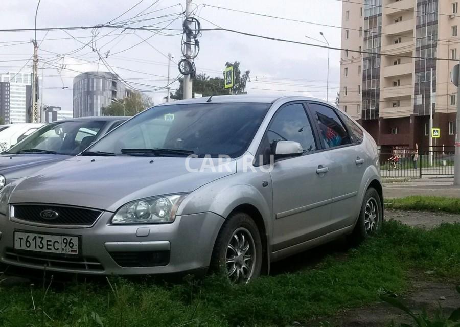Ford Focus, Алапаевск