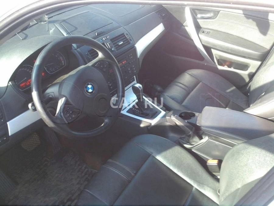 BMW X3, Астрахань