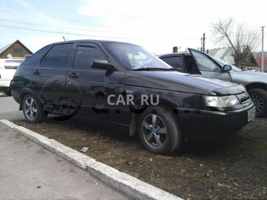 Лада 2112, Барнаул