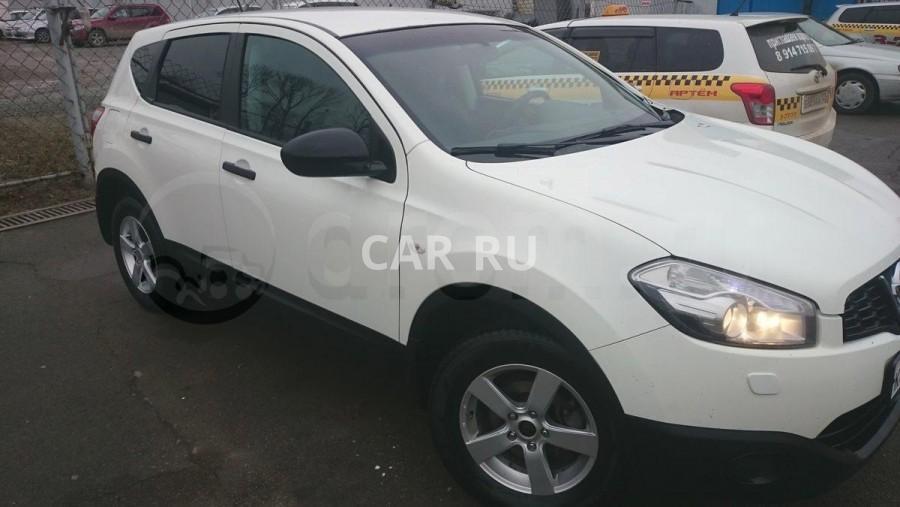 Nissan Qashqai, Артём