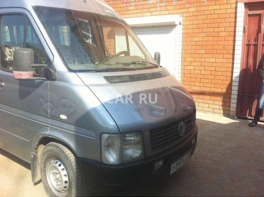 Volkswagen Transporter, Астрахань