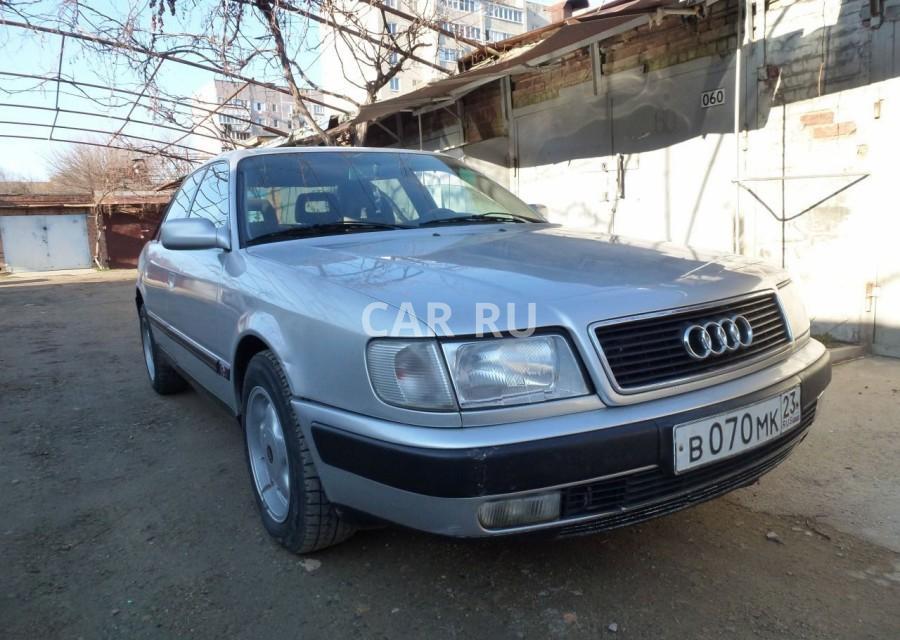 Audi 100, Армавир