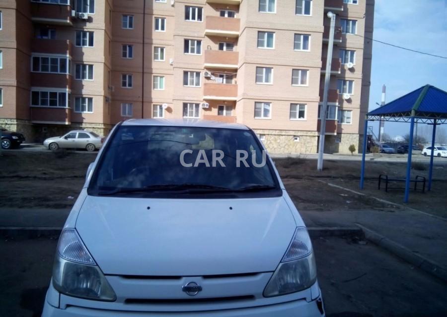 Nissan Serena, Астрахань