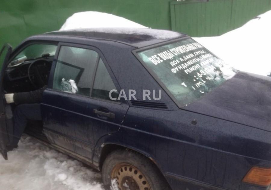 Mercedes 190, Александров