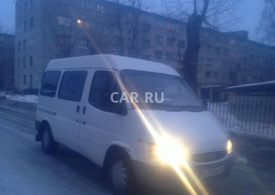 Ford Transit, Архангельск