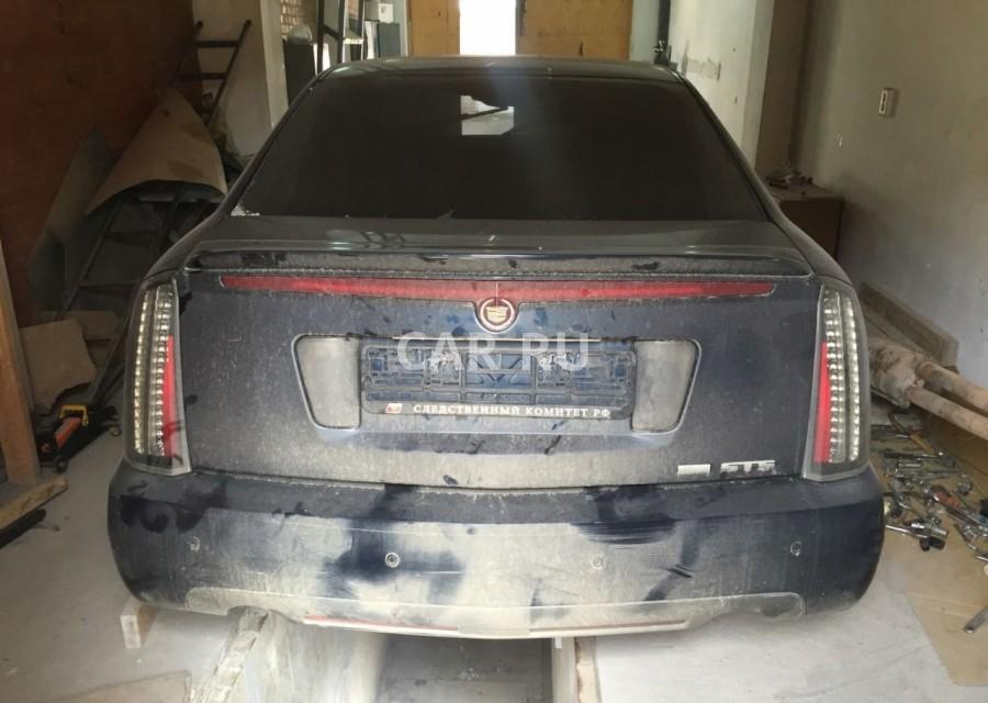 Cadillac STS, Армавир