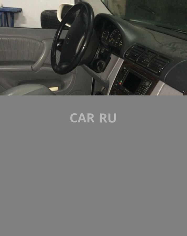 Mercedes M-Class, Архонская
