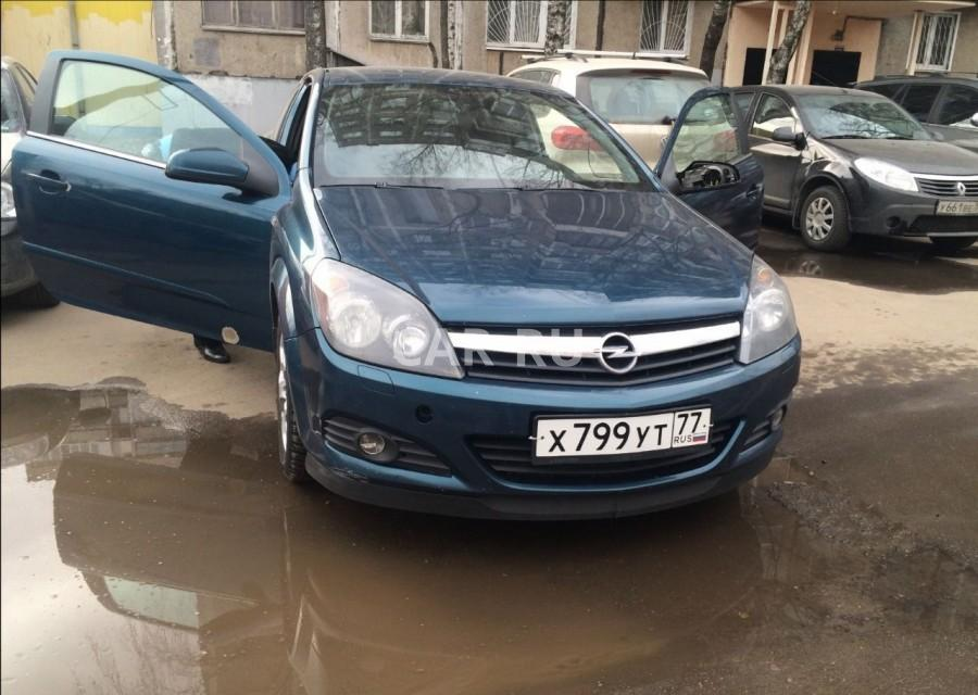 Opel Astra, Балашиха