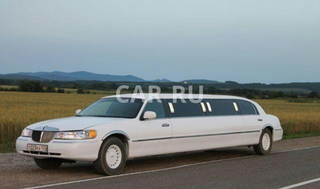Lincoln Town car, Апшеронск