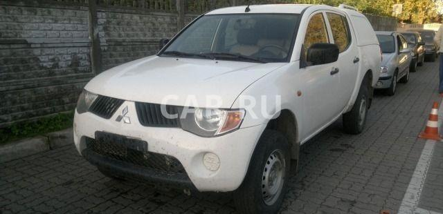 Mitsubishi L200, Арзамас