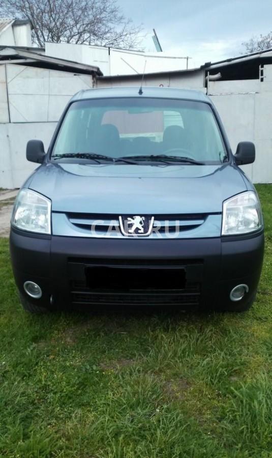 Peugeot Partner, Аксай