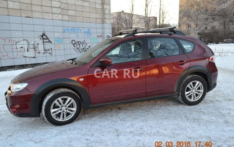 Subaru Impreza, Архангельск