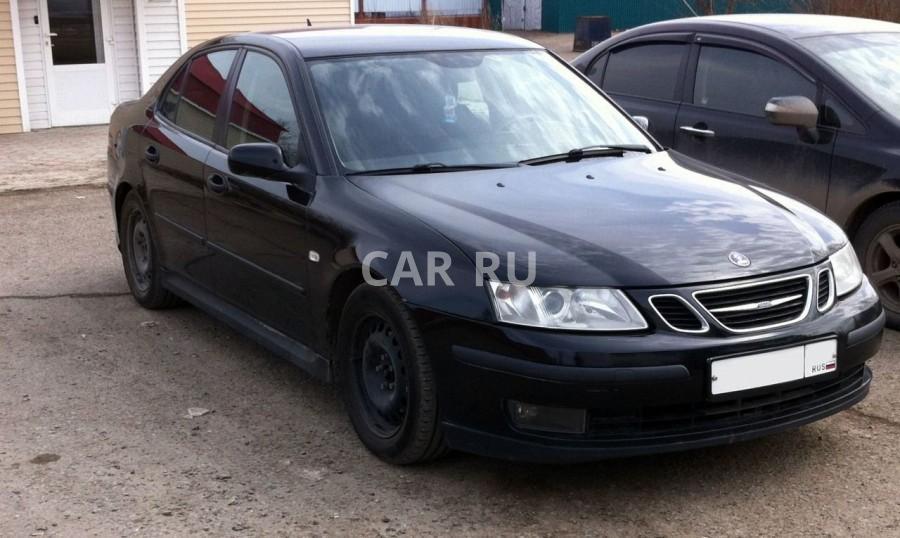 Saab 9-3, Альметьевск
