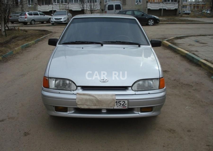 Lada Samara, Балахна