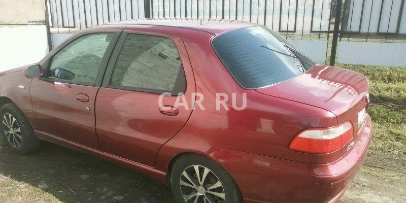Fiat Albea, Алексеевка
