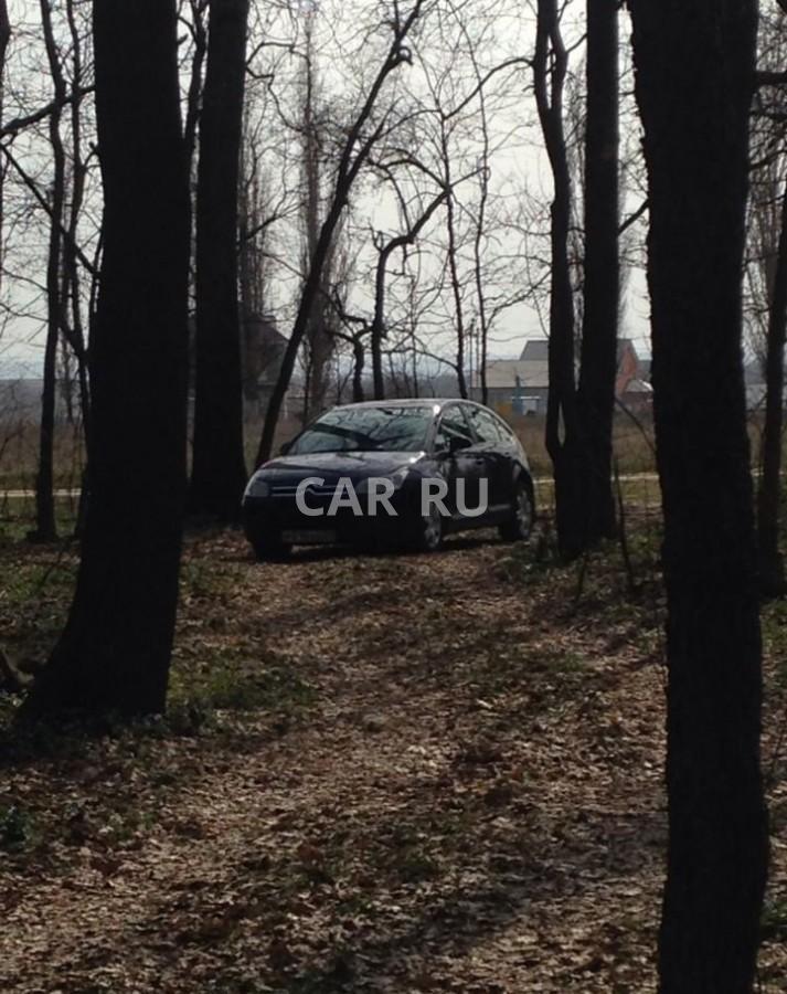Citroen C4, Белгород