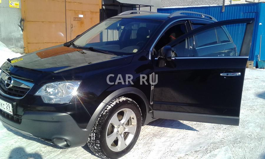 Opel Antara, Архангельск