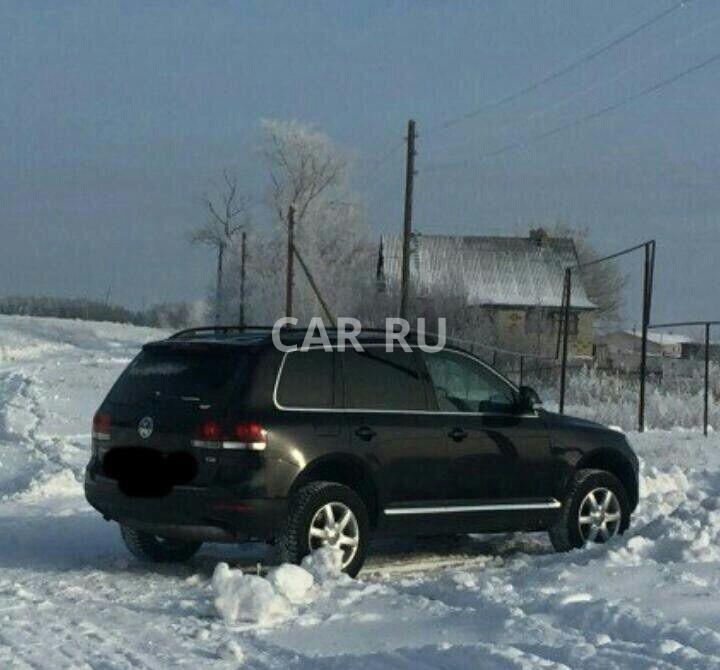 Volkswagen Touareg, Балашов