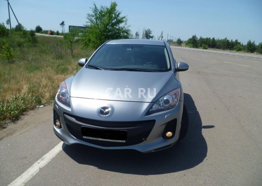 Mazda 3, Алексеевка