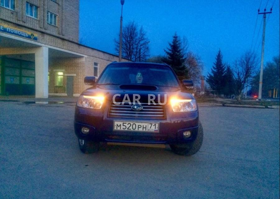 Subaru Forester, Алексин