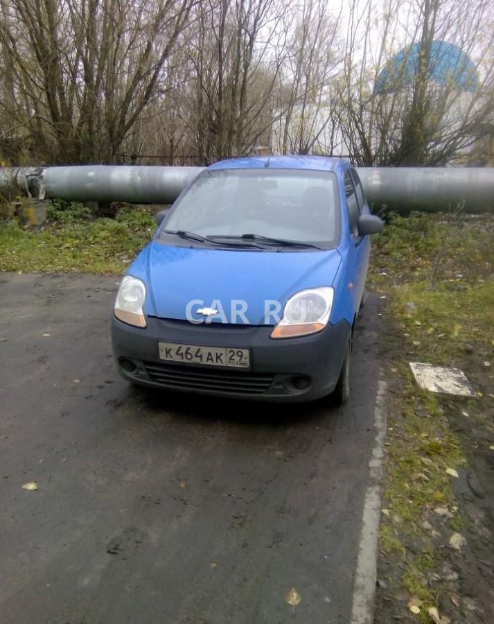 Chevrolet Spark, Архангельск