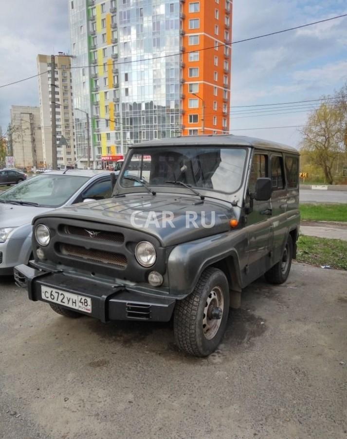 Уаз Hunter, Белгород
