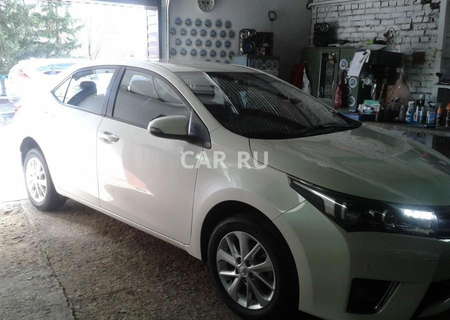 Toyota Corolla, Альметьевск