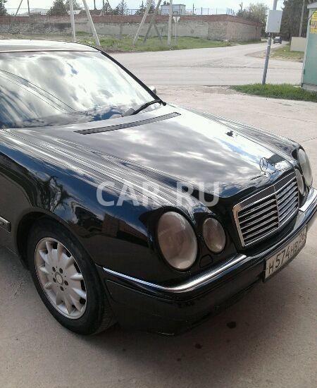 Mercedes E-Class, Анапская