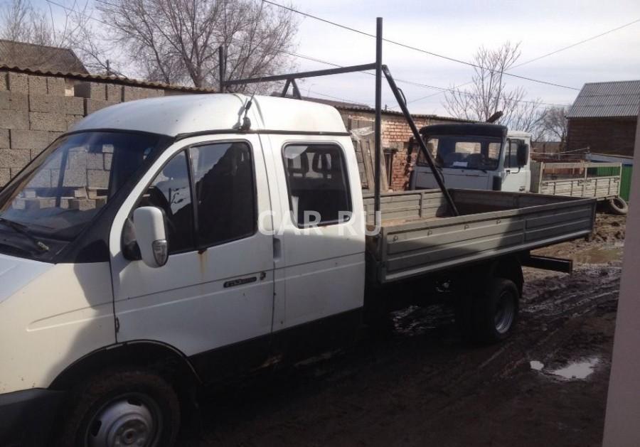 Газ 33023, Астрахань