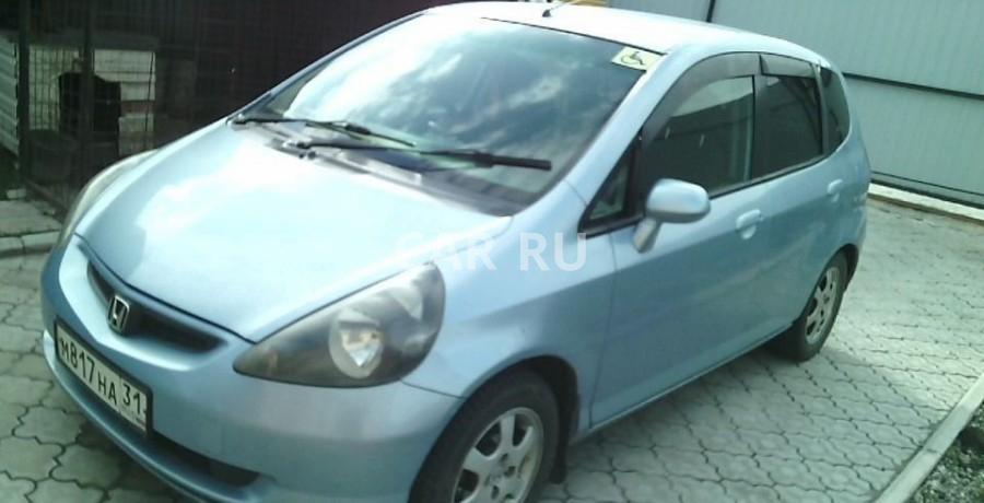 Honda Fit, Белгород